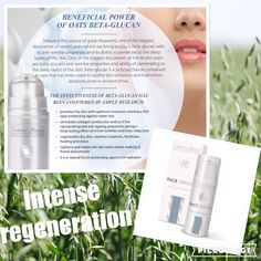 Beta glucan face serum! Best I've ever used!! £13.49..... Head to my group for order details http://www.facebook.com/groups/860452874062188/