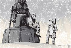 Star Wars: Snowtroopers