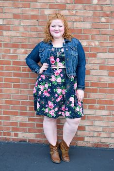 Now & Later: I style the Brinn Dress from SWAK Designs two ways. Transition…