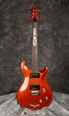 Limited Edition Corvette Guitar by Paul Reed Smith