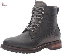 Tommy Hilfiger Hollins Hommes US 8.5 Noir Botte - Chaussures tommy hilfiger (*Partner-Link)