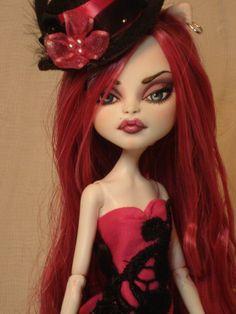 Nayla OOAK Monster High Catrine Demew Repaint by Bordello | eBay
