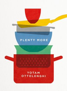 Plenty More by Yotam Ottolenghi I picked up a signed copy from Ottolenghi Islington. It's a total bliss.