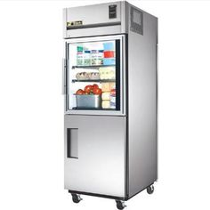 2 door commercial fridge