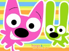 HOOPS /& YOYO Coloring Cards Make your own Greeting Card Fun Time  Unique card