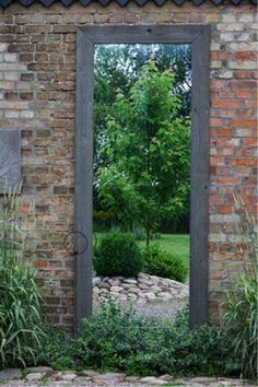 Pergola In Front Of House Product Small Backyard Gardens, Small Gardens, Outdoor Gardens, Walled Garden, Terrace Garden, Garden Entrance, Garden Gates, River Rock Landscaping, Backyard Landscaping