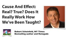 What is The Truth About Cause And Effect?