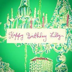 Lilly Pulitzer illustration