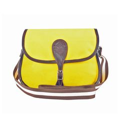 Camryn Bag Yellow | Rebecca Ray Designs