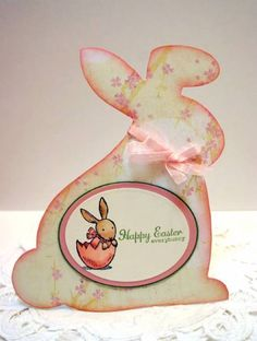 Happy Easter Everybunny by sleepyinseattle - Cards and Paper Crafts at Splitcoaststampers