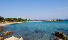 Karydi #beach at #Vourvourou #Halkidiki