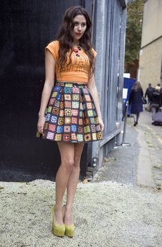 House of Holland Skirt | Street Fashion | Street Peeper | Global Street Fashion and Street Style