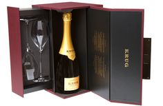 Krug Grande Cuvee For Two, Sharing Gift Set - Top 10 Champagne Gift Sets by FriendsEAT