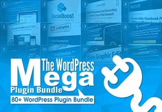 The WordPress Mega Plugin Bundle with 80+ Plugins – Only $27 | InkyDeals