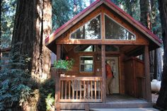 Camping Cabins Big Sur And Cabin On Pinterest