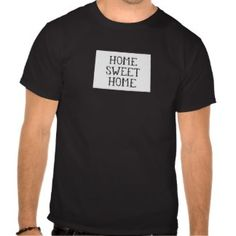 Home Sweet Home Colorado Tee Shirts | American Apparel T Shirt Gift for Him $30