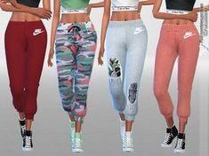 Pantaloni Tuta-Pantaloni Sport
