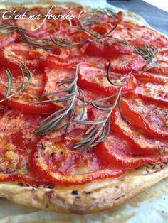 C'est ma fournée !: La tarte à la tomate