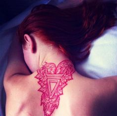 #Red #Ink #Tattoo #Veles