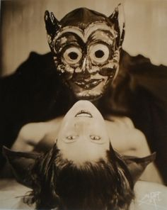 The Devil and The Dancer circa 1930's