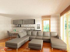 Interior Design In Poland by KIOSQ Architekci, see more at: http://www.kiosq.com.pl Projektowanie i aranżacja wnętrz KIOSQ Architekci, zobacz więcej na:  http://www.kiosq.com.pl