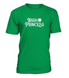 St Patricks Day Irish Princess