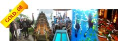 Bali Tour - Gold 8 - Package USD110