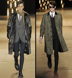 Saint Laurent Fall/Winter 2014/2015