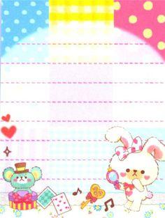 Kawaii memo paper (500×664)