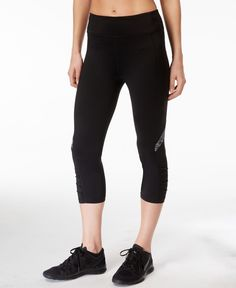 8d07050f12df6 Calvin Klein Performance Cropped Leggings & Reviews - Pants & Capris -  Women - Macy's