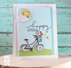 Hello! We are here with Day 2 of the Lil' Inker Designs February Release! This release is FULL of amazing dies and stamps for SPRING.......are you ready? You should have arrived from the Lil' Inker