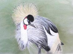 Original pastel painting on quarter imperial pastel paper. Multimedia Arts, Pastel Paper, Watercolours, Gouache, Bird, The Originals, Painting, Birds, Painting Art