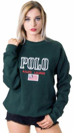 ee16bf819d6f Classic POLO Ralph Lauren Sweatshirt Polo Ralph Lauren Sweatshirt