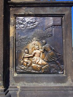 Czech Republic, Prague, Lion Sculpture, City, Painting, Home Decor, Decoration Home, Room Decor, Painting Art