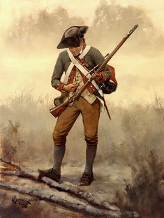 Some of the work of Keith Rocco, an American military painter. He's like a modern day Edouard Detaille yo. American Revolutionary War, American War, Early American, American History, Military Art, Military History, Military Fashion, Independencia Usa, Edouard Detaille