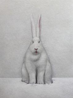 Hare by Fan Shao