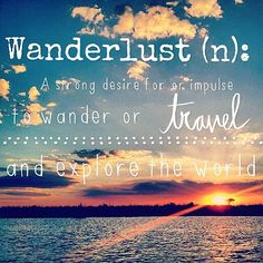 Do you have WANDERLUST? 😎 #CaptainsTravelClub