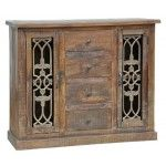 Classic Home Furniture - Sonya 4 Drawer 2 Door Cabinet - 59023012  SPECIAL PRICE: $1,648.90