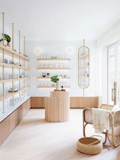 We Want to Live in This Chic-to-Death Skincare Boutique in L.A