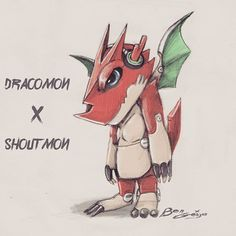 I usually do not take requests but this one sounded kinda fun. Here is for the tumblr request of a fusion of digimon draconian and shoutmon. #digimon #fusion #digimonfusion #dracomon #shoutmon #fanboy #fanart #fangirl #draw #drawing #request #art #sketch #bengeigerart #bengeiger #fan #pencil #digimonadventure #photooftheday #love #comic #anime #manga #cartoon