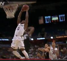 NCAA: dunks of the week - vidéo