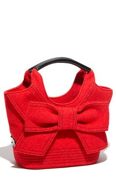 red beauty from Kate Spade