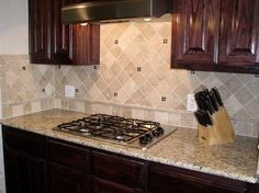 Giallo Ornamental Granite Countertops (102), Giallo Ornamental, Dallas, Texas
