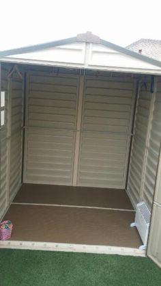 caseta de jardin 270€