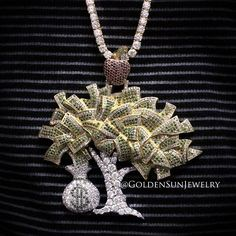 GOLDEN SUN JEWELRY: So money really does grow on trees!