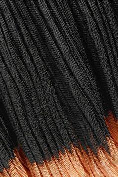Hervé Léger - Rinnaa Paneled Bandage Dress - Black -