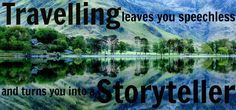 'Travelling leaves you speechless and turns you into a storyteller' - We love this inspirational travel quote by Ibn Battuta London Blog, Modern Metropolis, Old City, Lake District, Travel Quotes, Beautiful Images, Storytelling, Wanderlust, Ibn Battuta