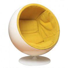Ball Lounge Chair by Eero Aarnio