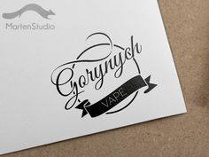 Logo design by MartenStrudio  #Design, #Logo
