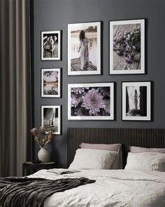 Flowering Bed gallery wall Spacious Living Room, Gallery, Gallery Wall, Home Decor, Perfect Gallery Wall, Scandinavian Design, Inspiration Wall, Interior Design, Inspirational Wall Art